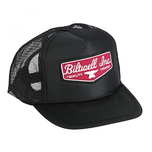 Biltwell Shield Patch Trucker Hat