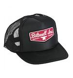 Biltwell Shield Patch Trucker Hat