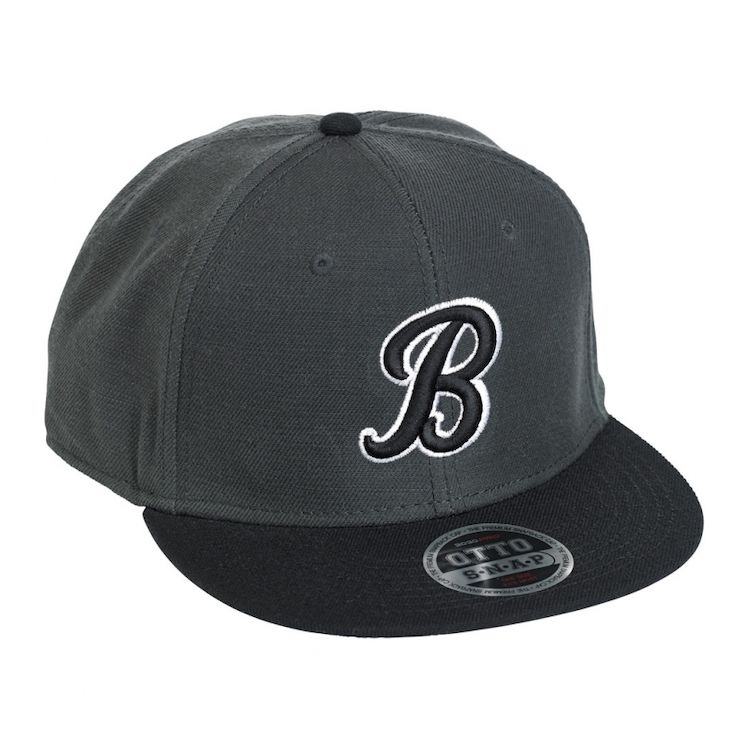 Biltwell Capital B Baseball Hat