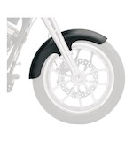 Klock Werks Aero Tire Hugger Series Front Fender For Harley Touring 1984-2013