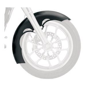 Klock Werks Tude Tire Hugger Series Front Fender For Harley Touring 1984-2013