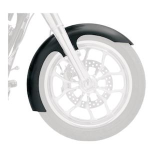 Klock Werks Slicer Tire Hugger Series Front Fender For Harley Softail / Dyna 1984-2013