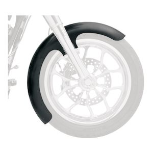 Klock Werks Wrapper Tire Hugger Series Front Fender For Harley Softail / Dyna 1984-2013