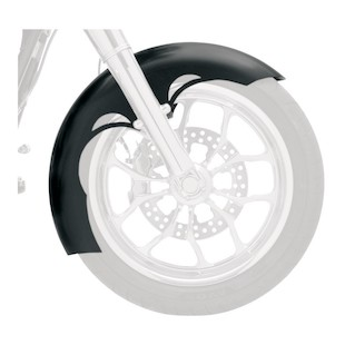 Klock Werks Tude Tire Hugger Series Front Fender For Harley Softail / Dyna 1984-2013