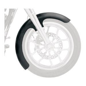 Klock Werks Wrapper Tire Hugger Series Skinny Front Fender For Harley Softail / Dyna 1984-2013