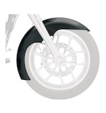 Klock Werks Level Tire Hugger Series Skinny Front Fender For Harley Softail / Dyna 1984-2013