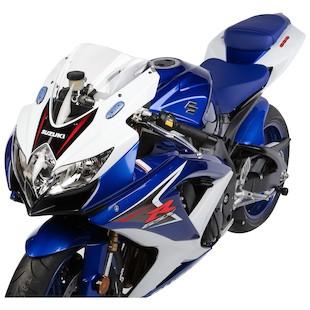Hotbodies GP Windscreen Suzuki GSXR 600 / GSXR 750 2008-2010
