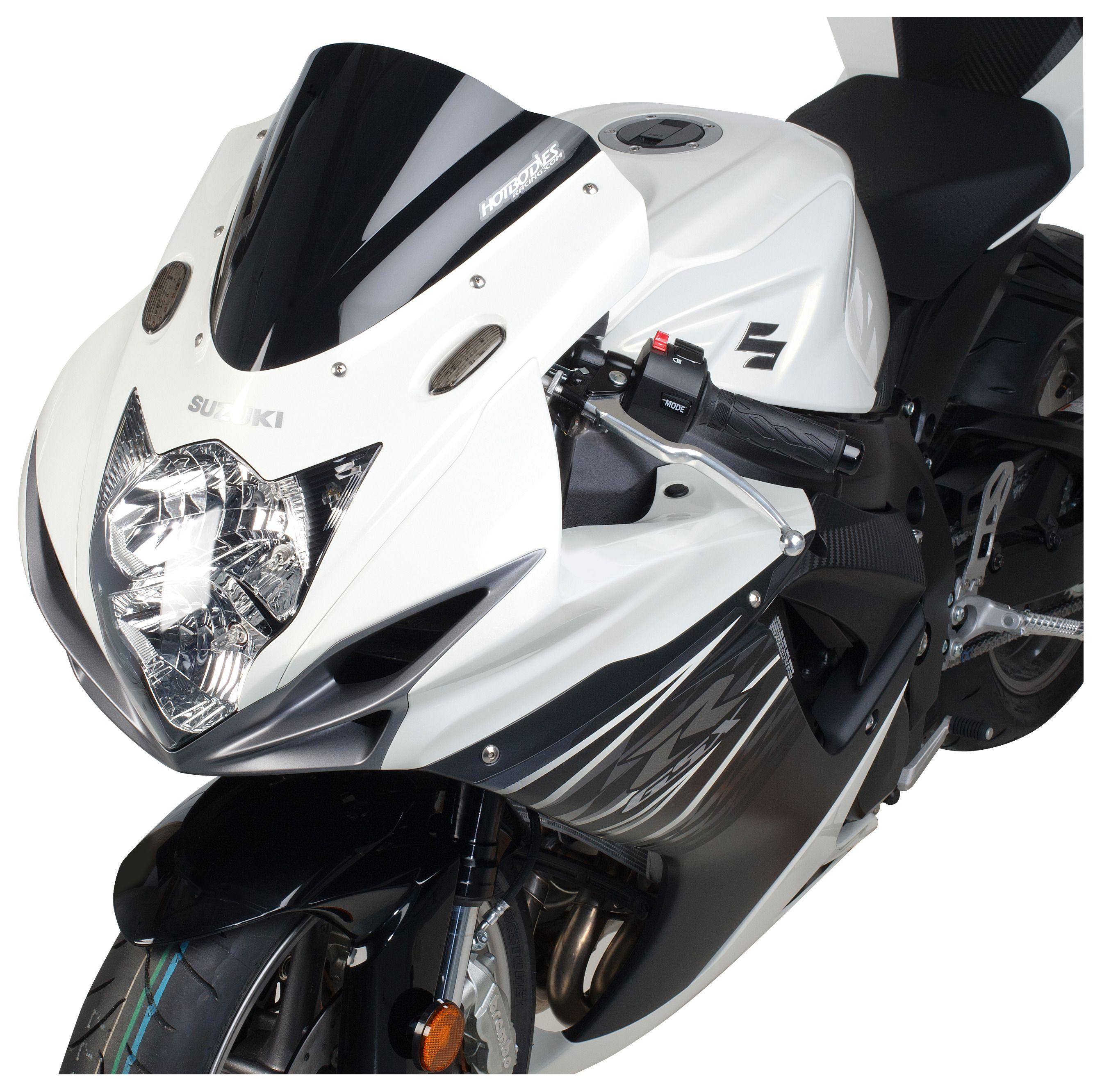 Hotbodies GP Windscreen Suzuki GSXR 600 / GSXR 750 2011-2018 | 10 ...