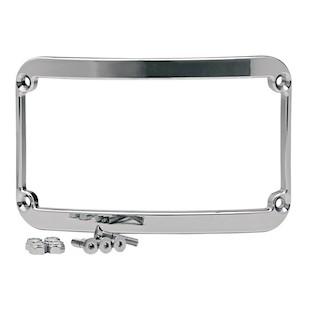 Klock Werks License Plate Frame