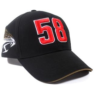 Dainese 58 Sic Jaguar Hat