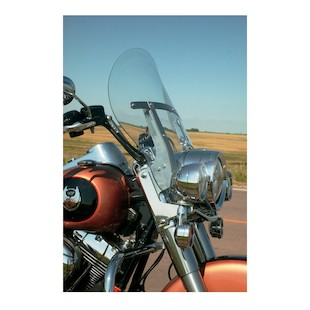 Klock Werks Flare Windshield For Harley Road King / Switchback 1994-2016