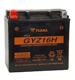 Yuasa GYZ16H Factory Activated AGM High Performance Battery