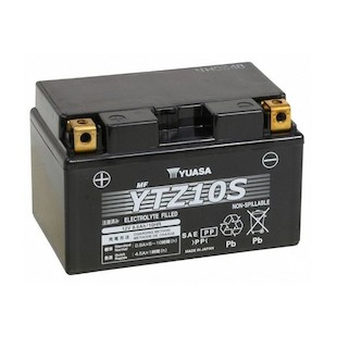 Yuasa YTZ10S Factory Activated AGM High Performance Battery