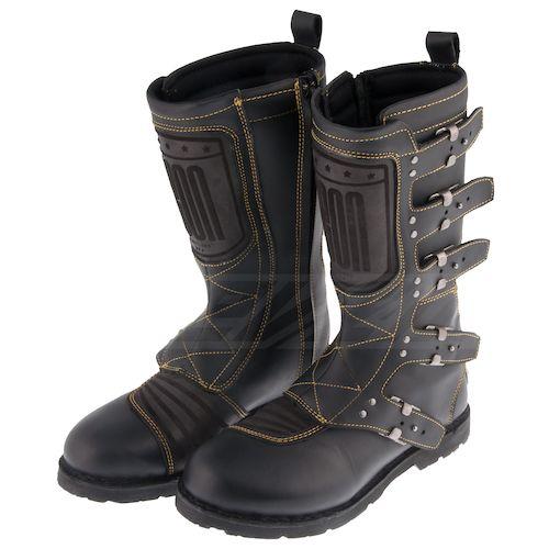 Icon 1000 Elsinore Boots Revzilla