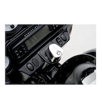 Klock Werks Curvaceous Ignition Switch Cover For Harley Touring 2007-2013