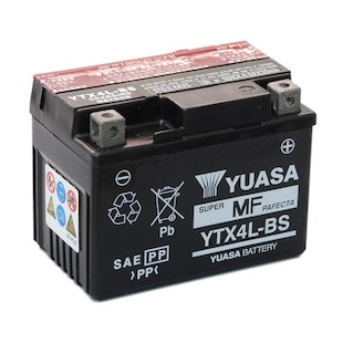 Yuasa YTX4L-BS AGM Battery