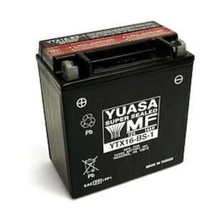 Yuasa YTX16-BS-1 AGM Battery