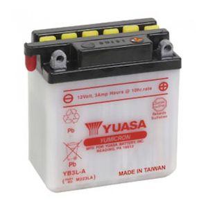 Yuasa YB3L-A Yumicron Conventional Battery