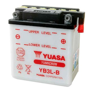 Yuasa YB3L-B Yumicron Conventional Battery