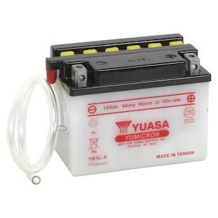 Yuasa YB4L-A Yumicron Conventional Battery