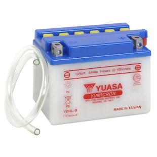 Yuasa YB4L-B Yumicron Conventional Battery