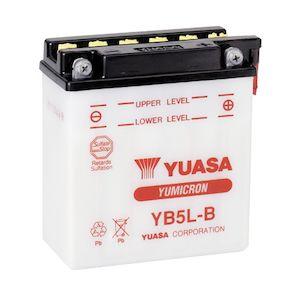 Yuasa YB5L-B Yumicron Conventional Battery