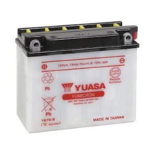 Yuasa YB7B-B Yumicron Conventional Battery