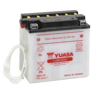 Yuasa YB9L-A2 Yumicron Conventional Battery