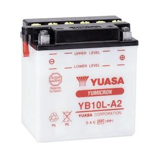 Yuasa YB10L-A2 Yumicron Conventional Battery