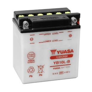 Yuasa YB10L-B Yumicron Conventional Battery