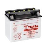 Yuasa YB12B-B2 Yumicron Conventional Battery