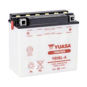 Yuasa YB18L-A Yumicron Conventional Battery