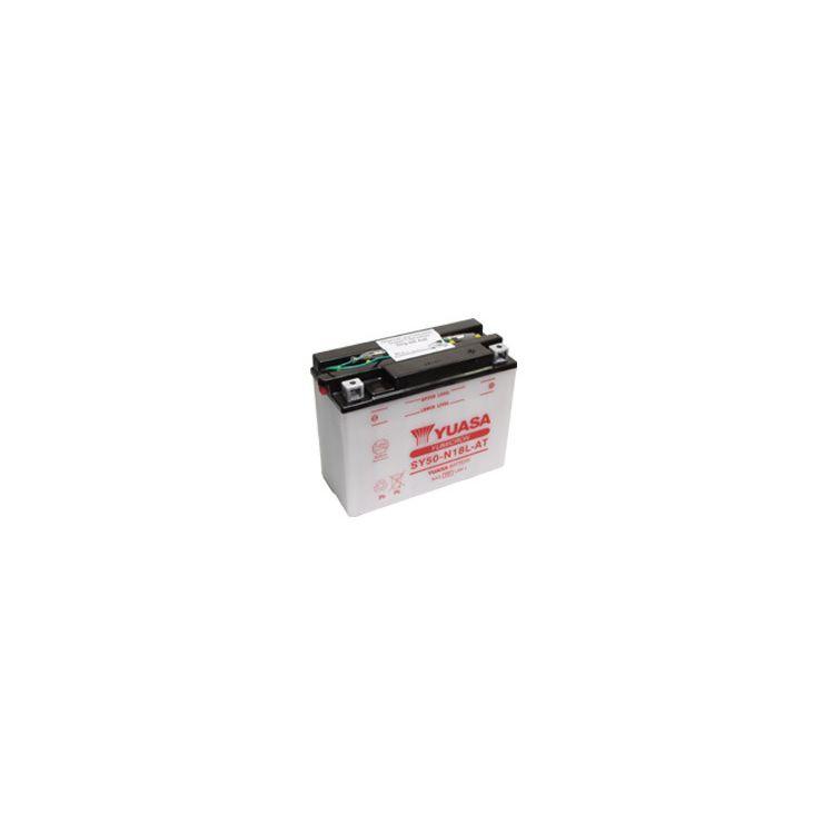 Yuasa SY50-N18L-AT Yumicron Conventional Battery