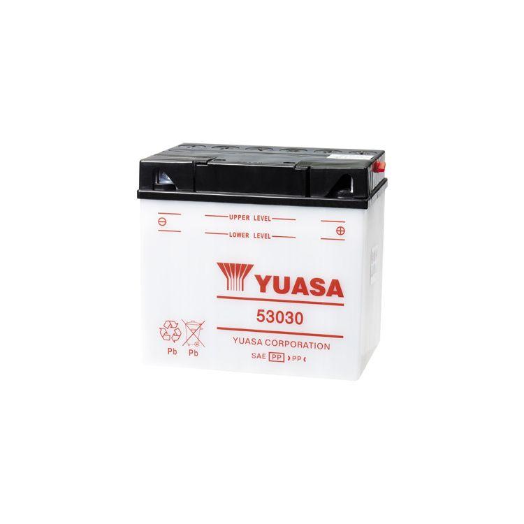 Yuasa 53030 Yumicron Conventional Battery