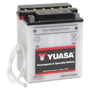 Yuasa 12N14-3A Conventional Battery