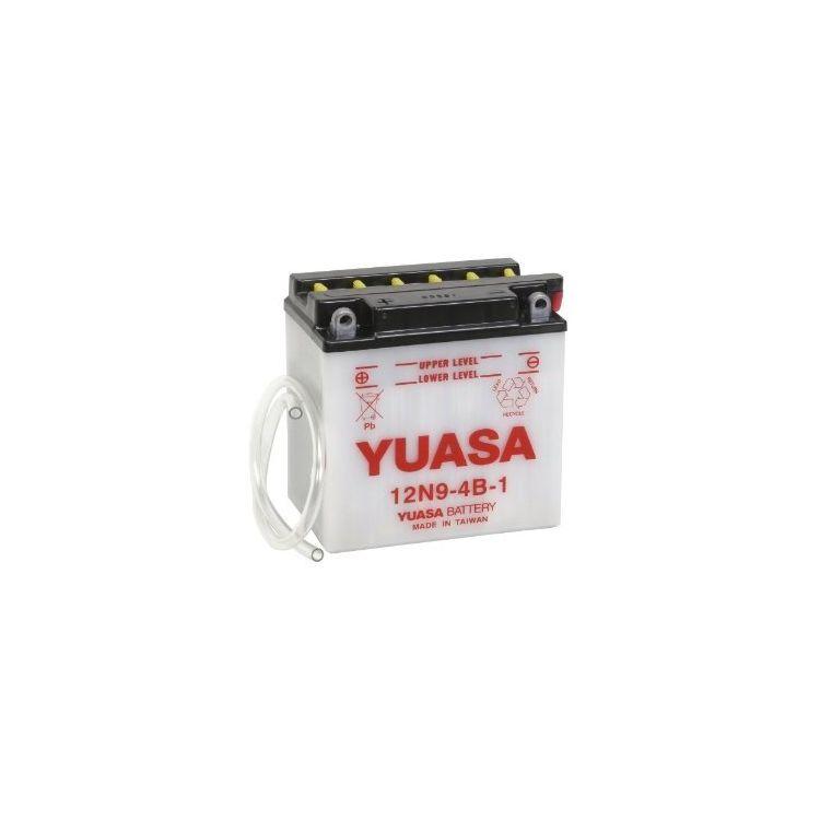 Yuasa 12N9-4B-1 Conventional Battery
