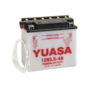 Yuasa 12N5.5-4A Conventional Battery