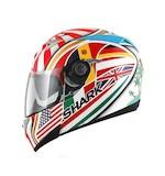 Shark S700 Zarco Replica Helmet