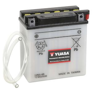 Yuasa 12N5-4B Conventional Battery