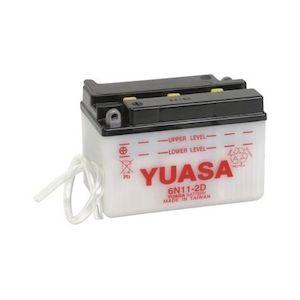 Yuasa 6N11-2D Conventional Battery