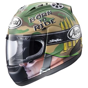 Arai Corsair V Nicky GP Camo Helmet