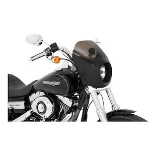 Memphis Shades Cafe Fairing For Harley Dyna And Sportster 1986-2015