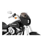 Memphis Shades Cafe Fairing For Harley Dyna w/ 49mm Front End