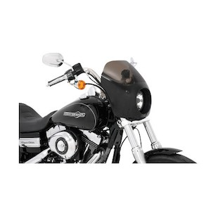 Memphis Shades Cafe Fairing For Harley Sportster Custom 1996-2015