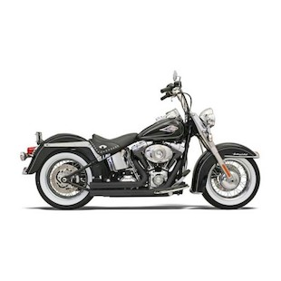 Bassani Firepower Series Exhaust For Harley