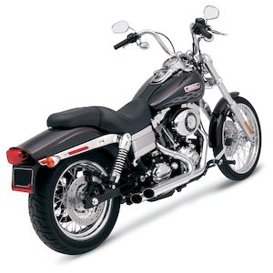Bassani Pro-Street Exhaust For Harley