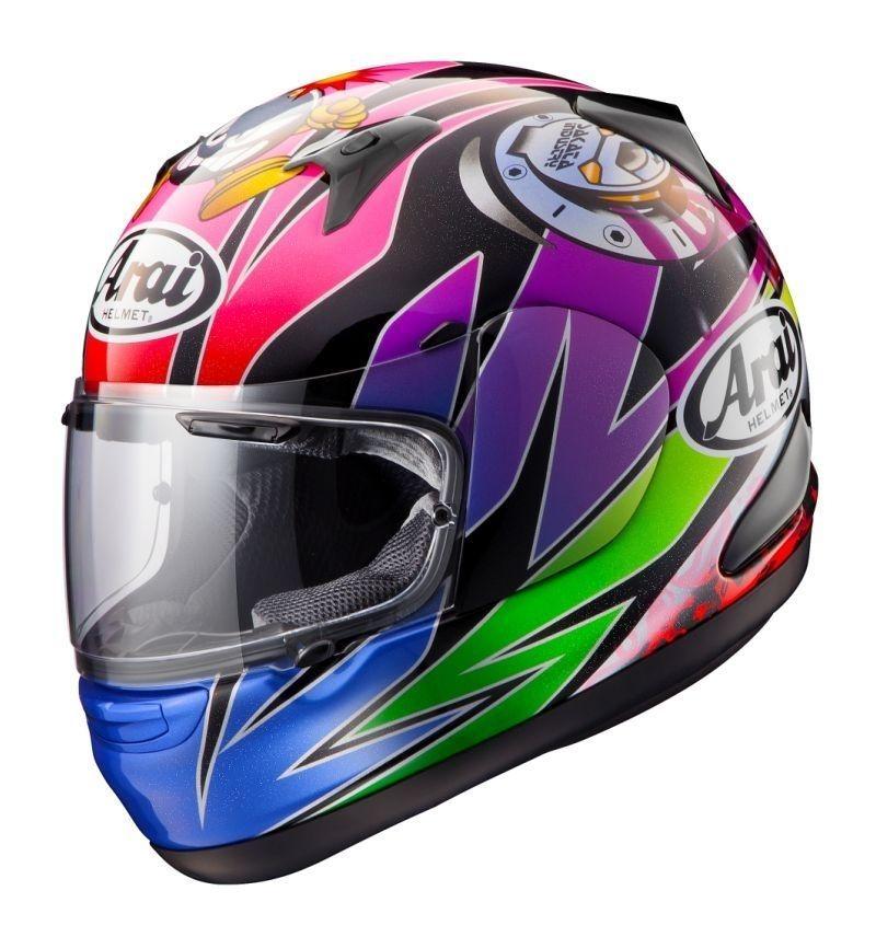 Arai Signet-Q Bomb Helmet - RevZilla