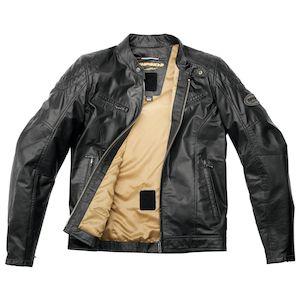 Spidi Ring Leather Jacket