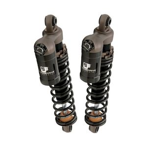 Progressive 970 Piggyback Shocks For Harley