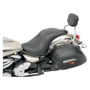 Saddlemen Profiler Argyle Seat Kawasaki VN900 Vulcan Classic 2006-2013